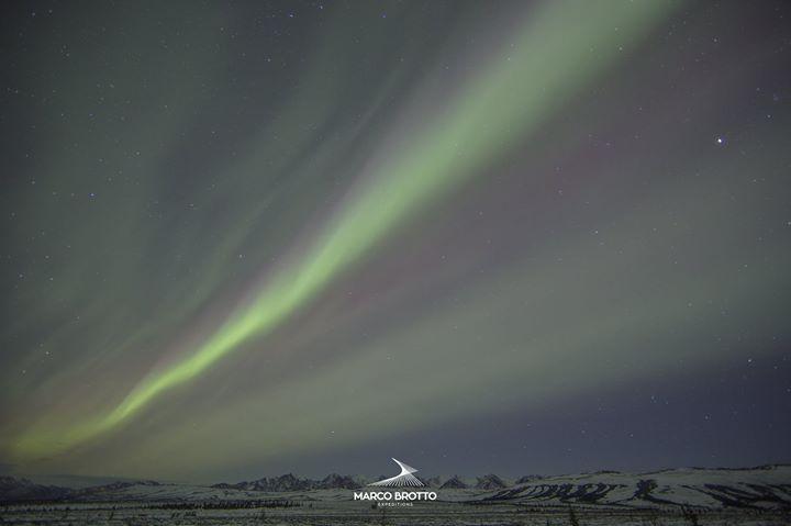 onde ver Aurora Boreal , Alaska