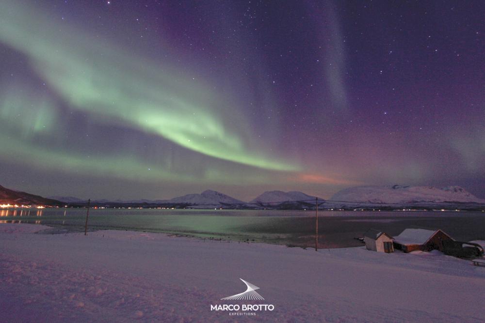 marco brotto - aurora boreal
