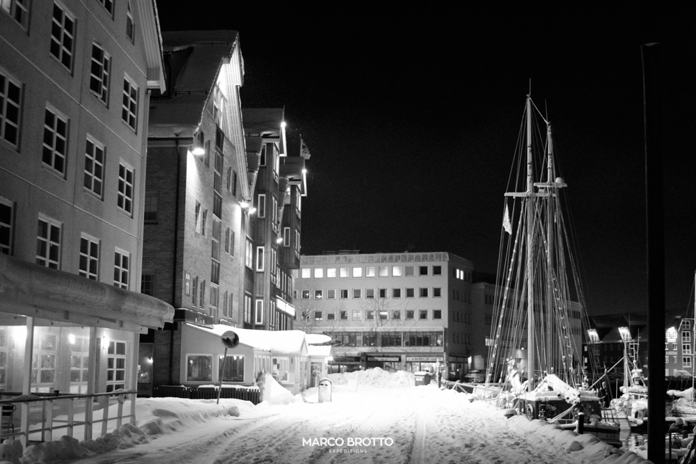 marco brotto - aurora boreal tromso - noruega - tromso
