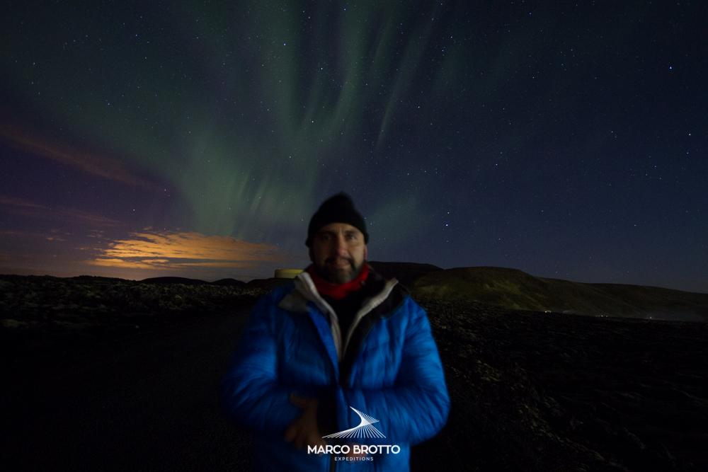 Aurora Boreal com Marco Brotto