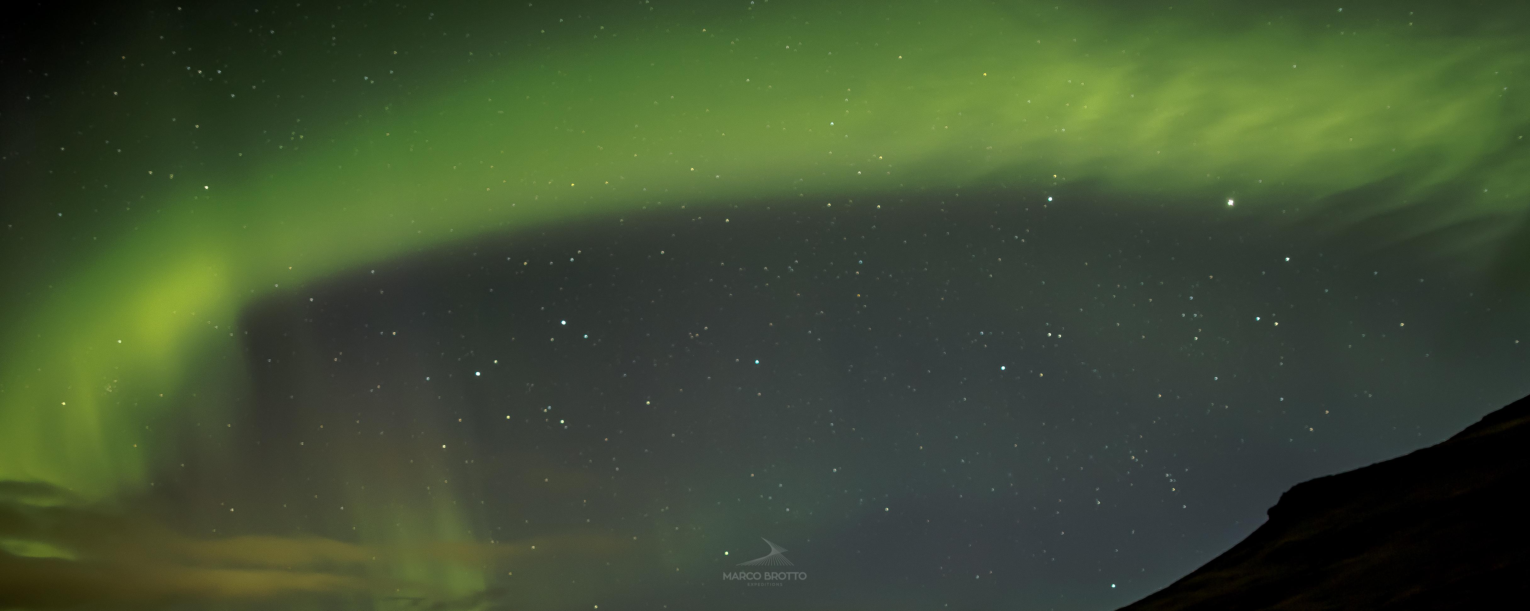 Aonde ver aurora boreal