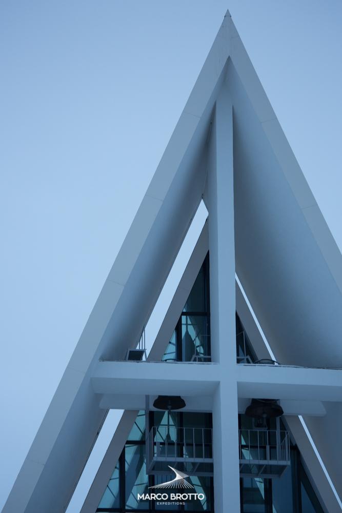 Catedral do Ártico em Tromso.