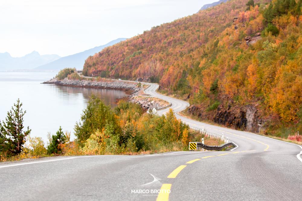 Estradas Noruega