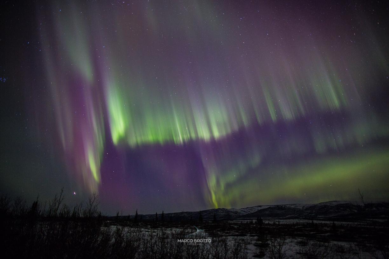 Aurora Boreal Alasca
