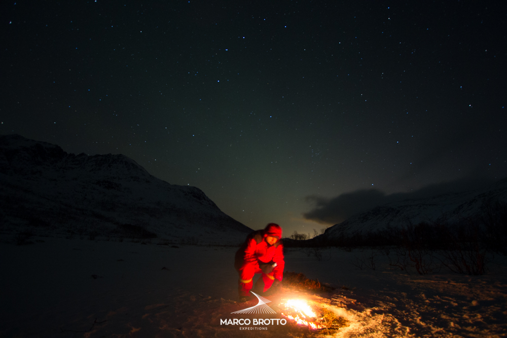 Elementos para fotografar aurora boreal