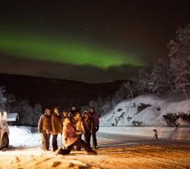 Aurora-boreal-como-arco