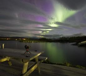 Aurora-boreal-cortina