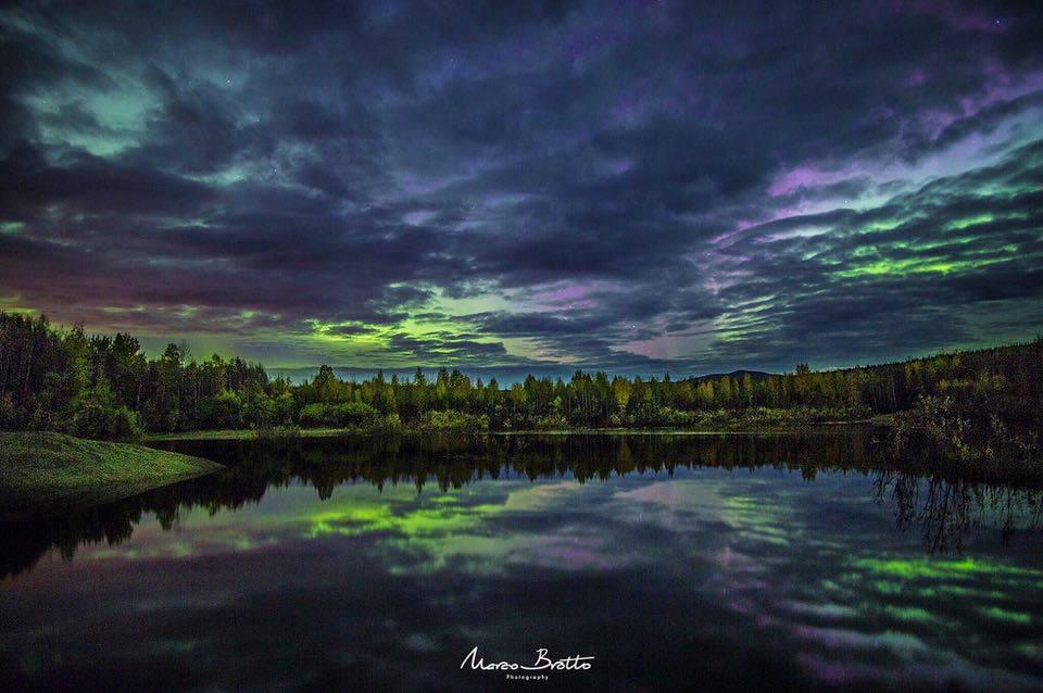as 30 fotos de aurora boreal mais impressionantes
