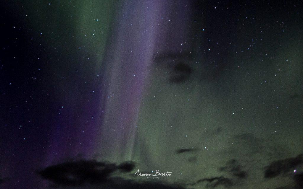 melhores lugares para ver aurora boreal