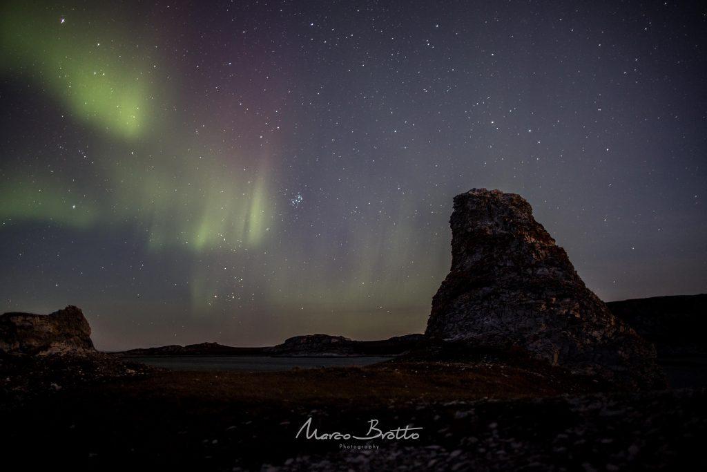 como-ver-aurora-boreal-com-lua