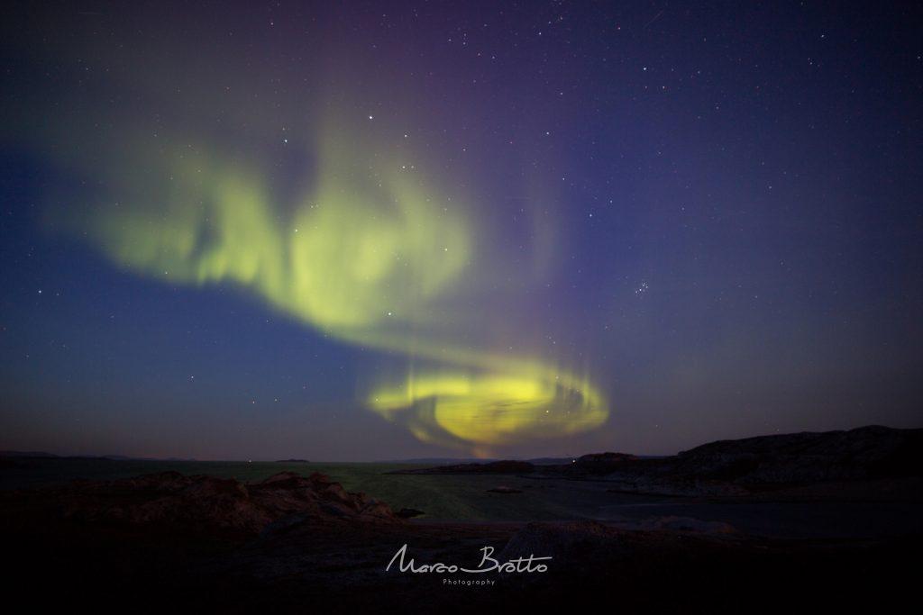 ver-aurora-boreal-com-lua