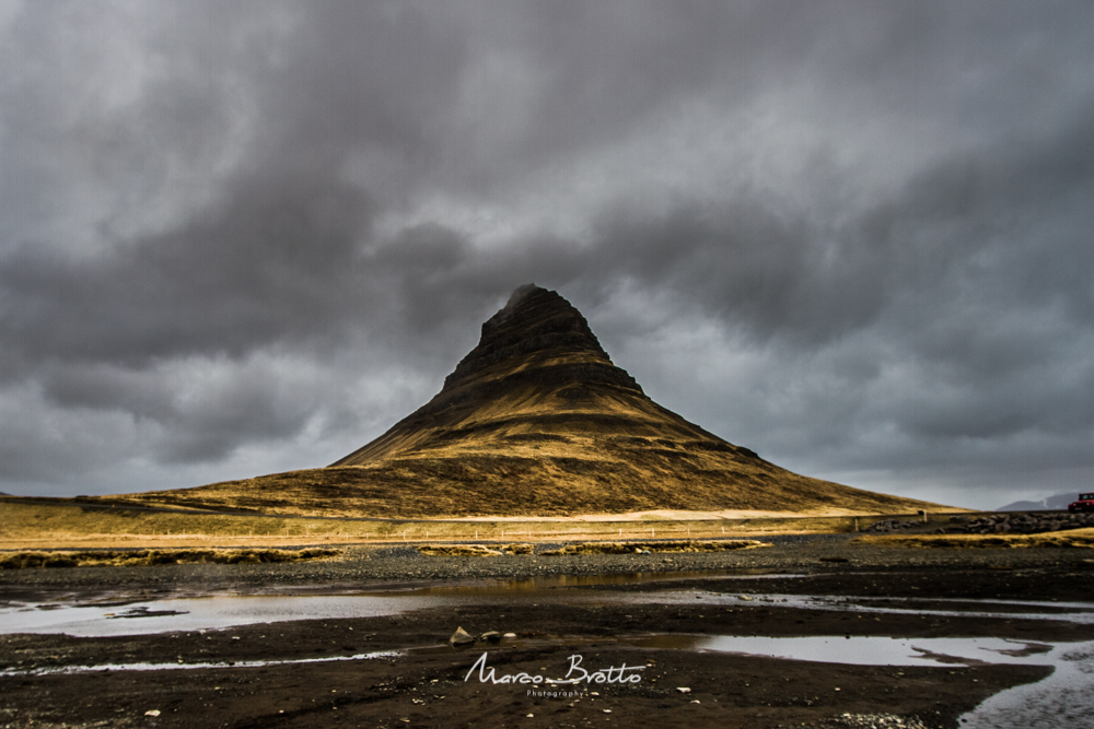 aurora boral na islandia