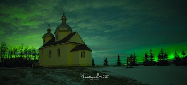 miniatura-auroa-boreal-na-islandia