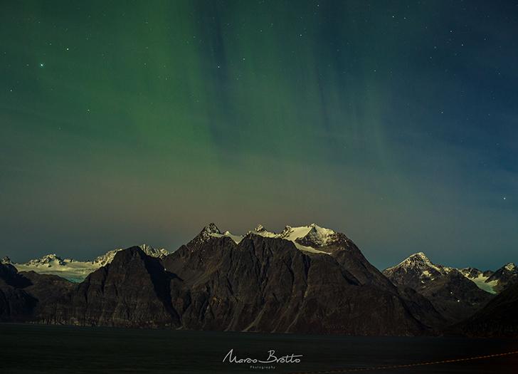 aurora boreal na noruega finlandia suecia