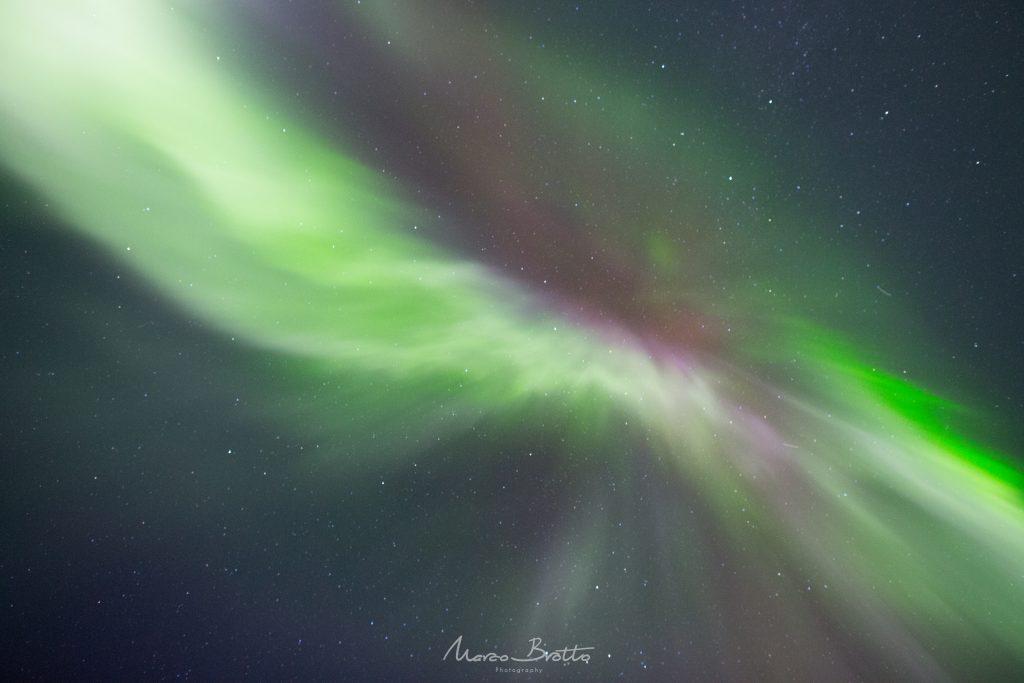 aurora boreal em tromso noruega viagem