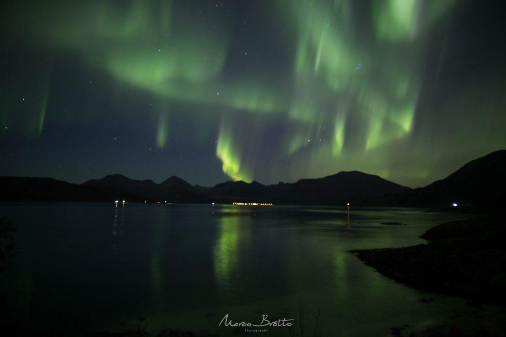 aurora boreal tromso
