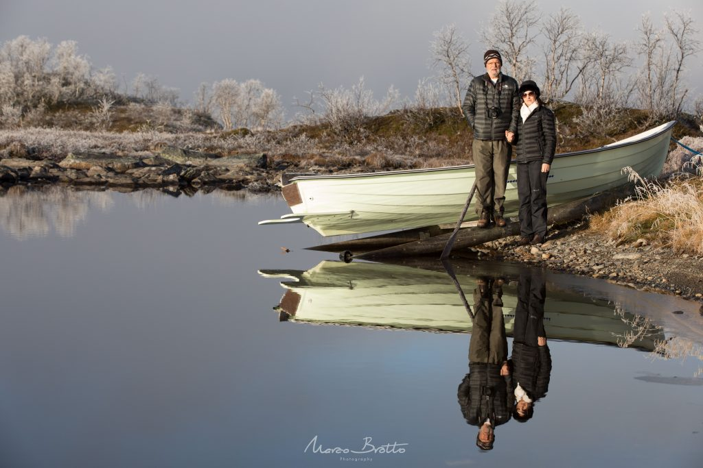 aurora-boreal-em-tromso-lago