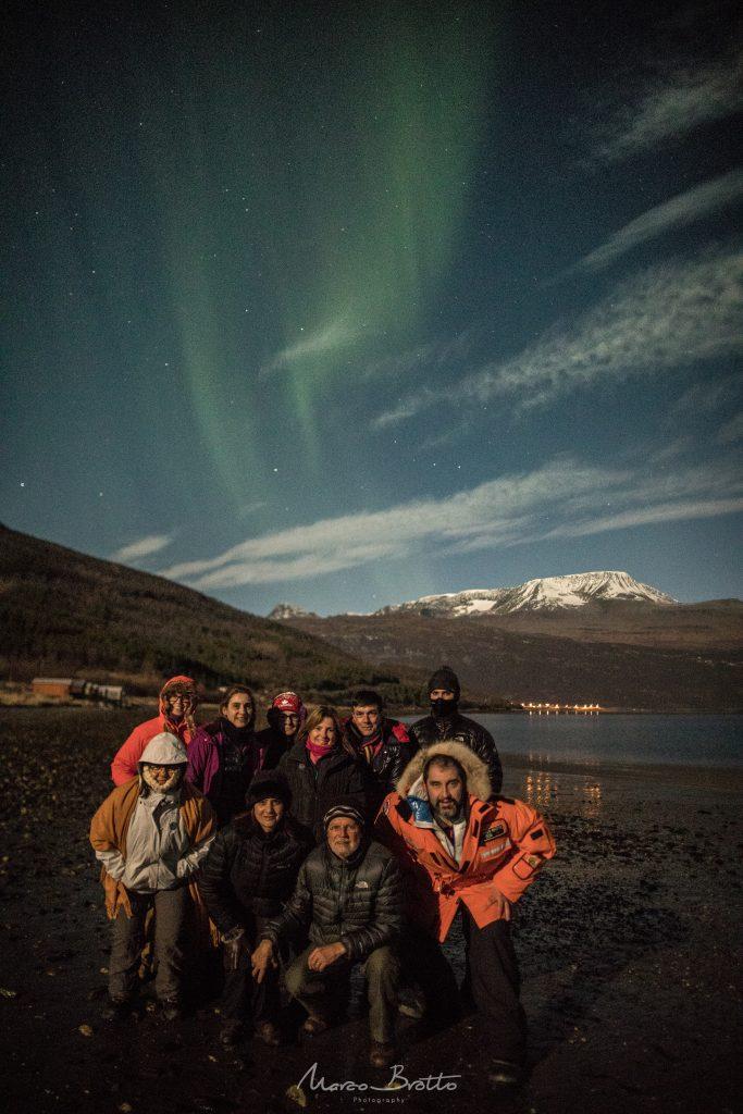 ver aurora boreal noruega tromso