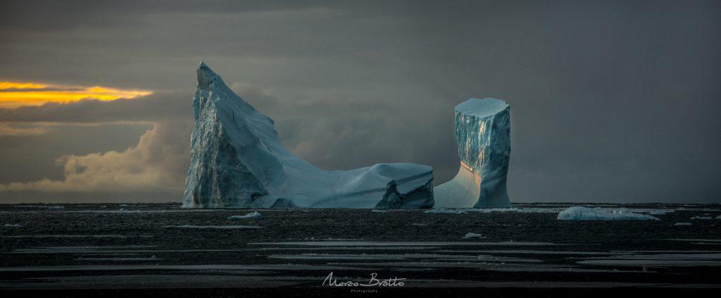 groenlandia icebergs viagem artico