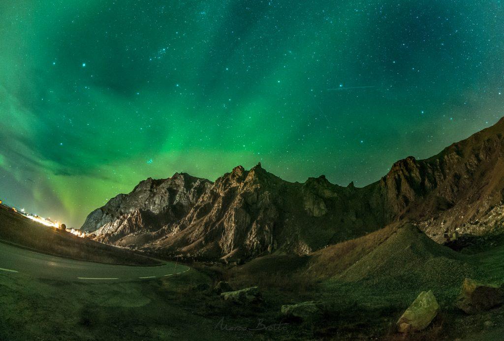 melhores lugares para ver aurora boreal noruega finlandia