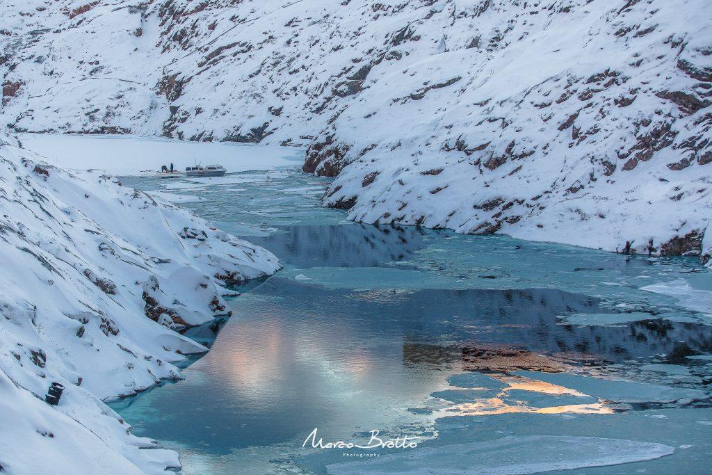 groenlândia geleiras glaciais neve