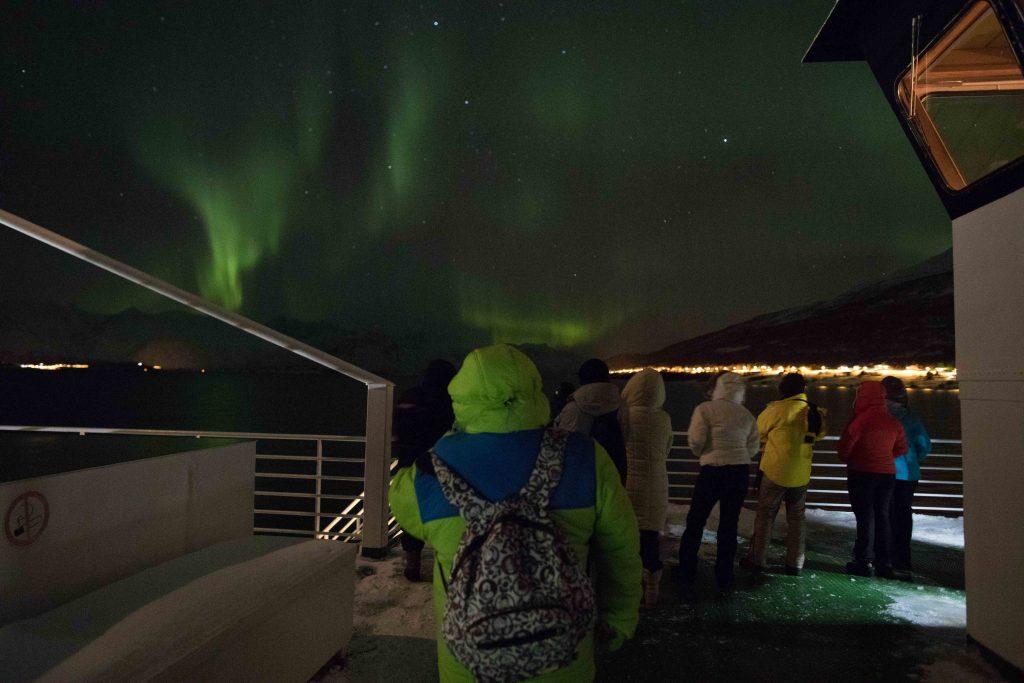 aurora boreal na lapônia 2017 marco brotto