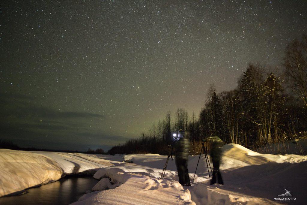ver aurora boreal no alaska viagem marco brotto