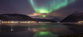 Aurora boreal março 2017