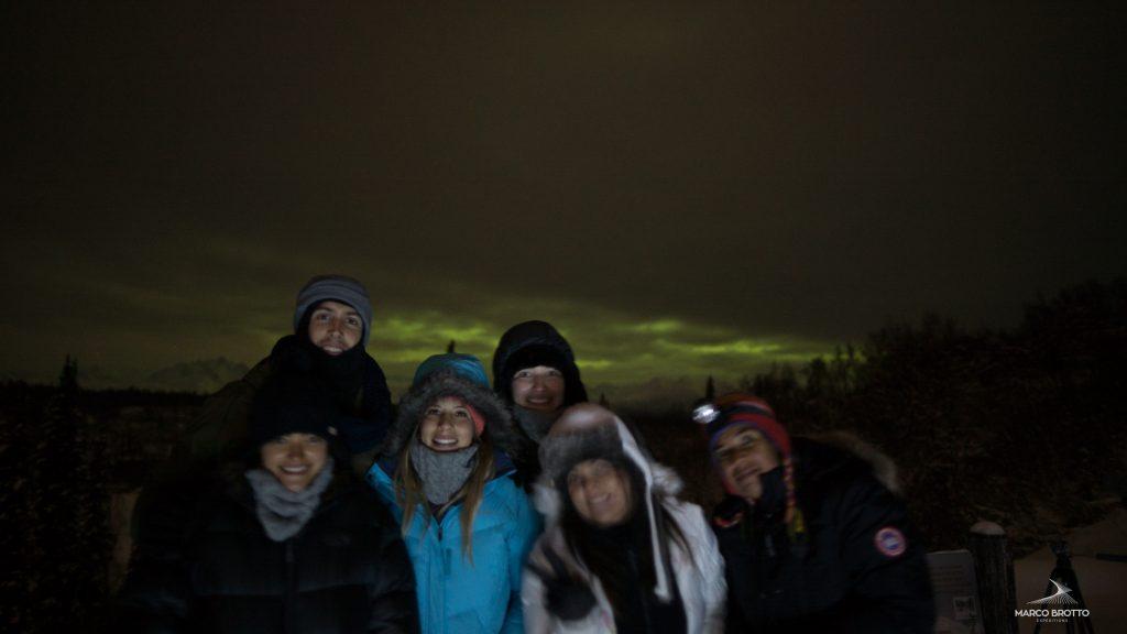 marco brotto viagem expedicao aurora boreal alaska