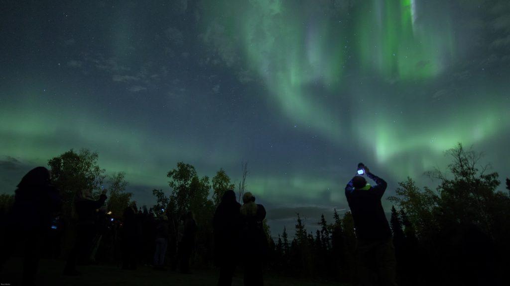 ver aurora boreal no alaska marco brotto