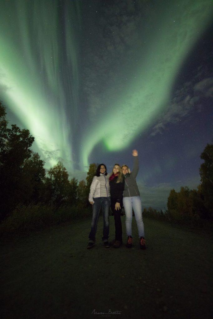 Viajar para o Ártico ver Aurora Boreal