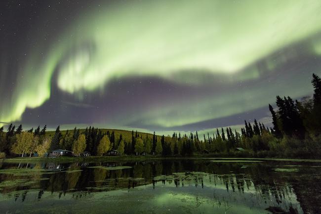 Viajar-para-o-Ártico-ver-Aurora-Boreal
