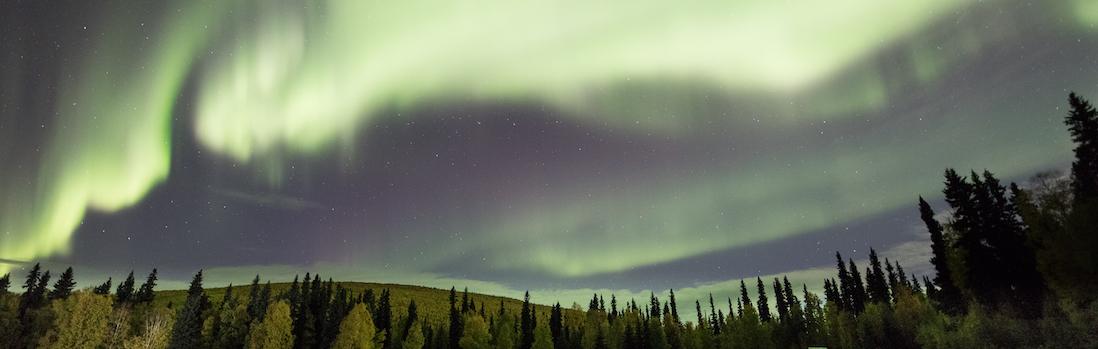 aurora boreal no alaska marco brotto