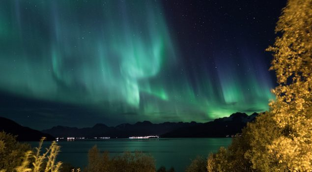 Expedição Aurora Boreal na Noruega – Setembro, 2017