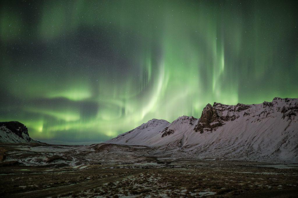 ver mentiras sobre auroras na noruega