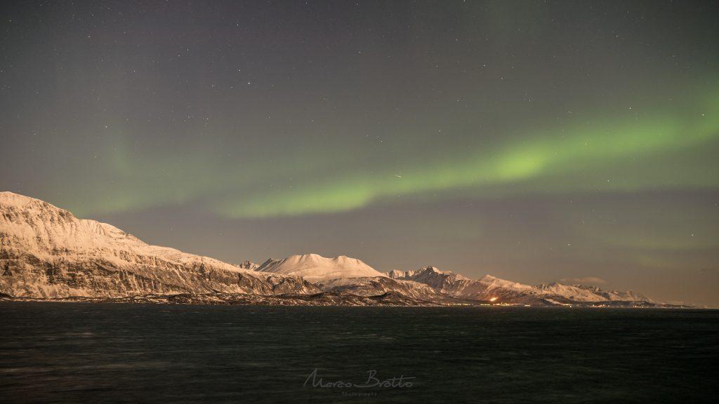 mentiras sobre aurora boreal na noruega