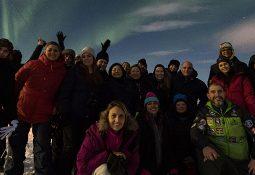 Expedição Aurora Boreal na Lapônia – Ano Novo 2017/2018