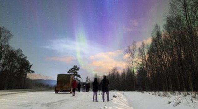 Expedição Aurora Boreal na Lapônia: Novembro, 2017