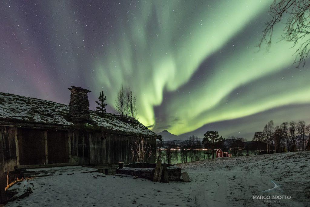 aurora boreal dezembro