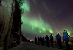 Aurora Boreal Finlândia: Em busca das Luzes do Norte na terra do Noel