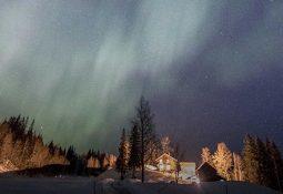 Aurora Boreal na Suécia: Viagem em grupo para Caçar as Luzes do Norte