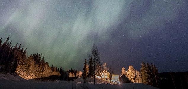 Suécia, da Série Países do Ártico
