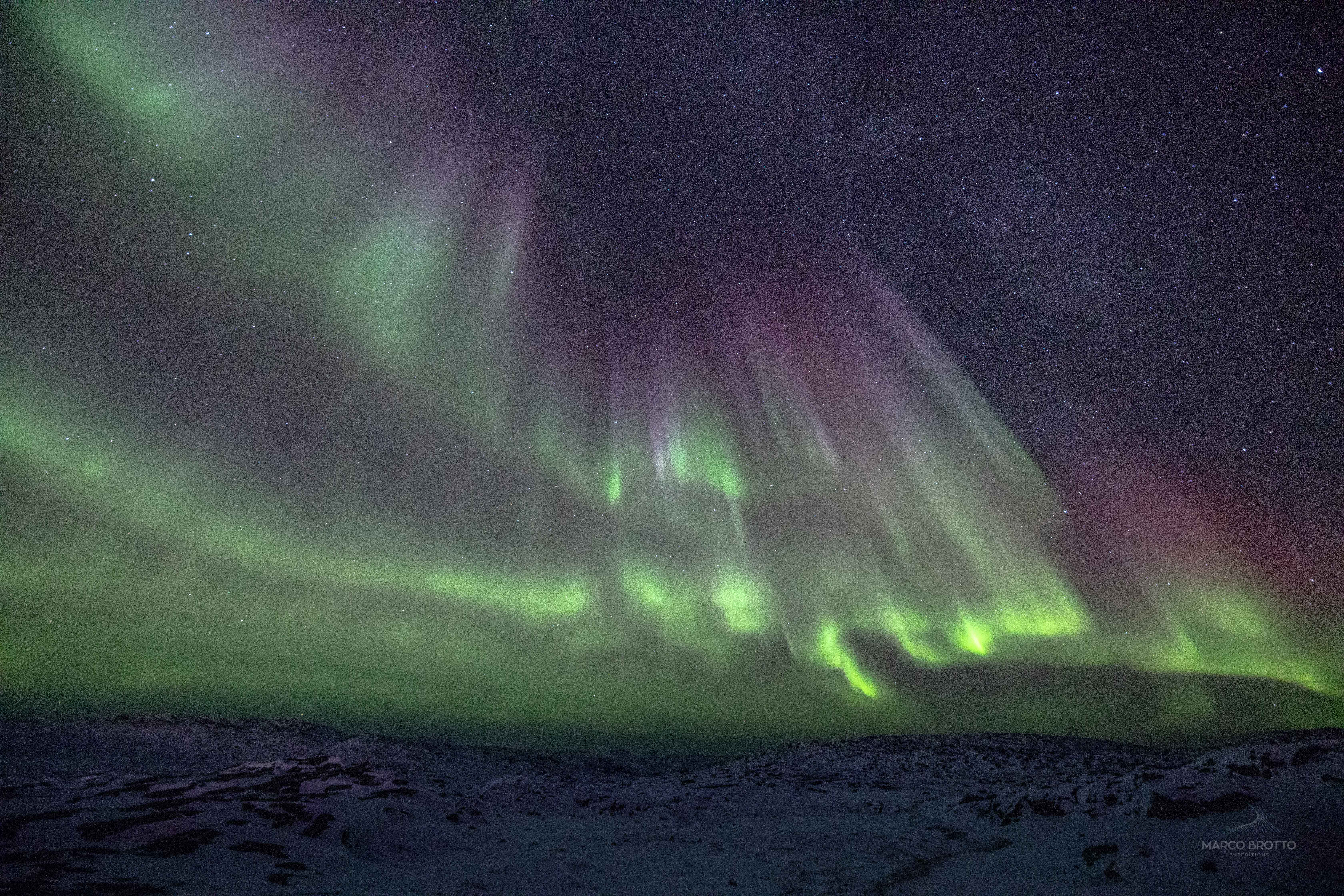 expedicao-pela-groenlandia-aurora-boreal