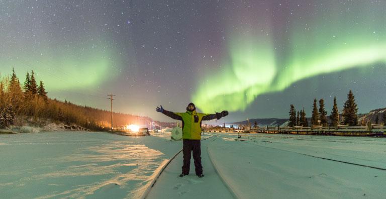 Sobre Aurora Boreal