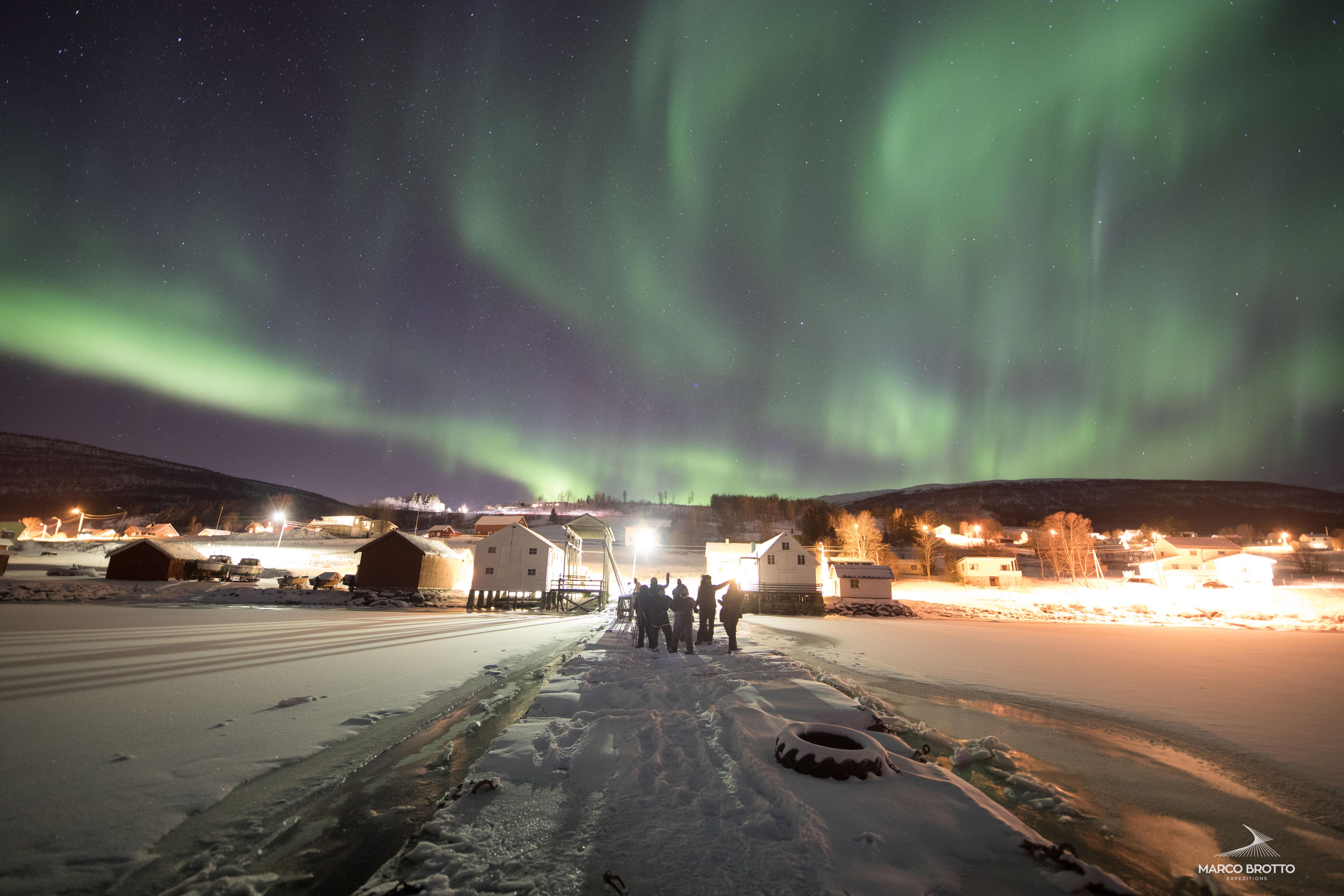 aurora-boreal-paisagem