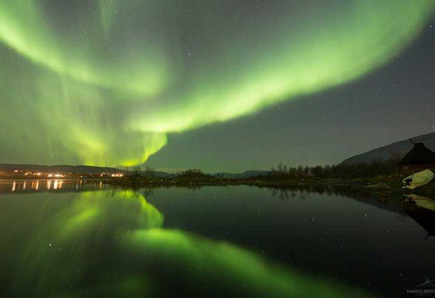 Aurora Boreal: melhor lugar para ver