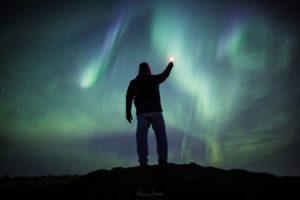 Islândia – Aurora Boreal