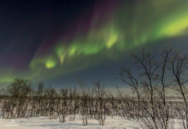 Expedição Aurora Boreal com Marco Brotto Noruega