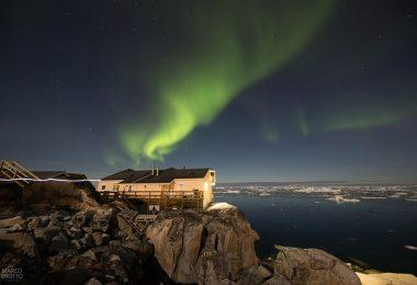 Aurora Boreal Groelândia