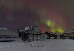 Aurora Boreal Rússia